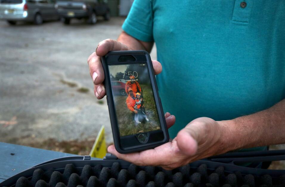 Policía de Miami fuera de servicio mata a hombre que acuchillaba a una m...
