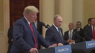 Ataque de Trump a los servicios de inteligencia de EEUU y respaldo a Putin causan malestar