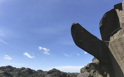 El famoso pene de roca.