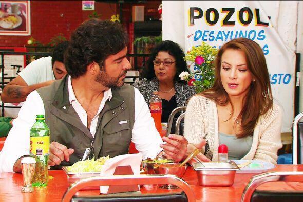 Pero no todo podía ser miel sobre hojuelas, Diego dio el grito en el cie...