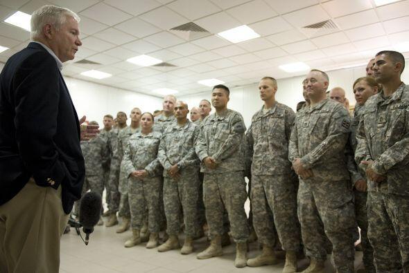 Así que la cifra de soldados estadounidenses muertos en Irak -al menos 4...