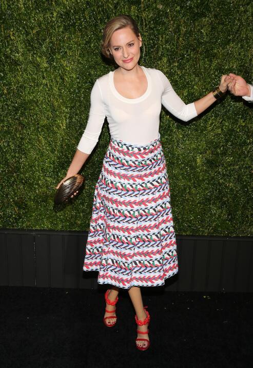 Aimee Mullins tiene 12 pares de piernas diferentes. Aunque la imagen no...