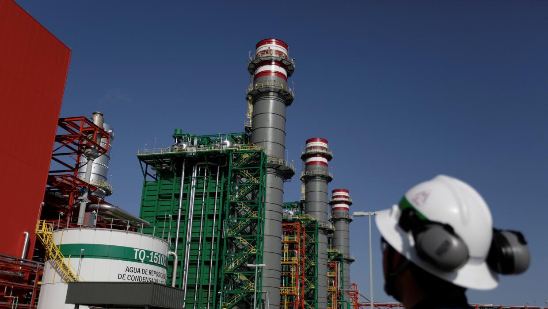 Planta industrial en Nuevo León, México