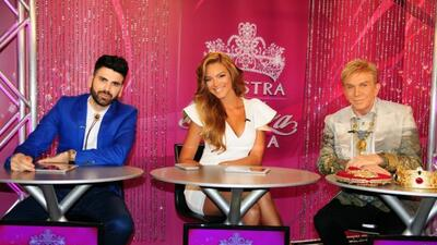 La beldad boricua participará del segundo show de audiciones de Nuestra...