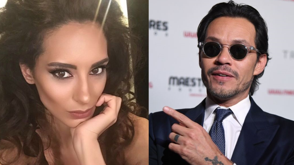 Raffaella Modugno y Marc Anthony.