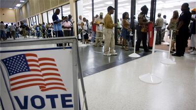 Comienza la votación anticipada en más de 30 condados de Florida de cara a las elecciones
