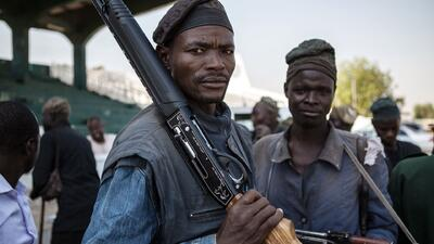 Boko Haram secuestra a 40 jóvenes en Nigeria