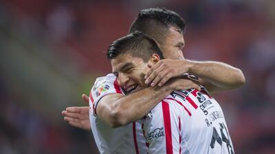 En fotos: Chivas sin complicaciones derrota por 3-0 a Cafetaleros en la Copa MX