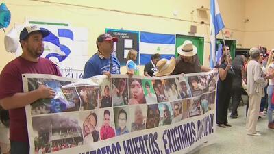 Realizan una vigilia mundial en contra de la represión en Nicaragua, Venezuela, Cuba y Bolivia
