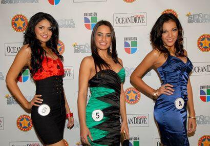 ¿Cómo ves la belleza latina de este Miss República Deportiva 2007?