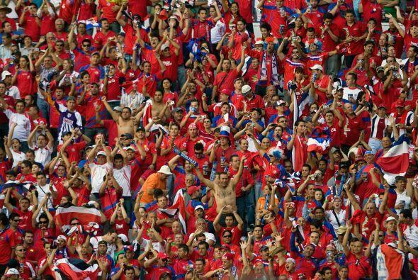La selección de Costa Rica apunta a ganar la Copa Oro 2011. Su t&...