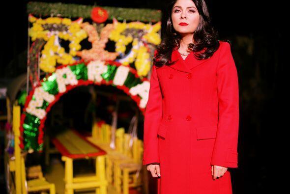 Su gran amor fue Esteban Sanromán. Se casaron a pesar de la oposición de...