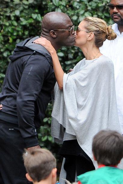 Un beso apasionado no le cae mal a las estrellas, sobre todo ahora que a...