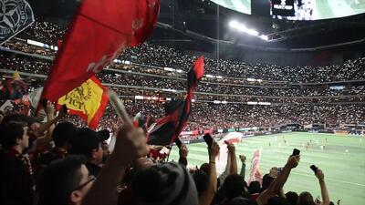 Ciudad de fútbol: Atlanta brindó ejemplo de pasión y civismo en la final de la MLS