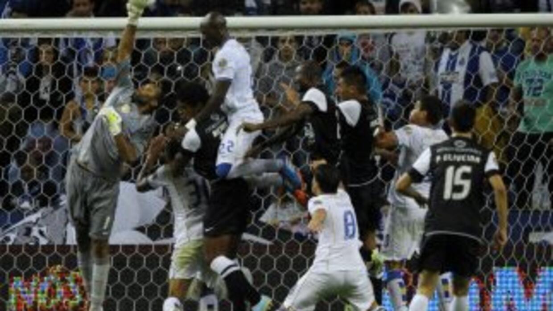 Oporto pasó más trabajo del esperado para vencer a Guimaraes.