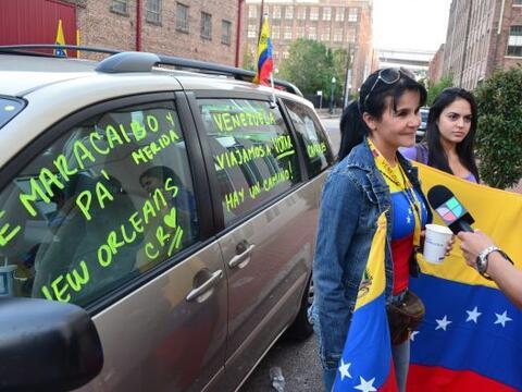 Los primeros venezolanos llegaron a Nueva Orleans