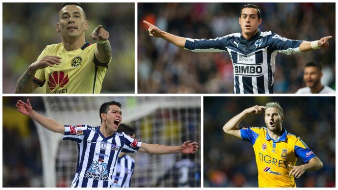 Los jugadores más populares del Univision Deportes Fantasy