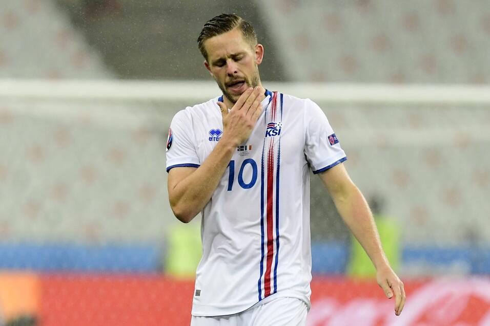 Grupo D. Gylfi Sigurdsson (Islandia) - el capitán del sorpresivo equipo...