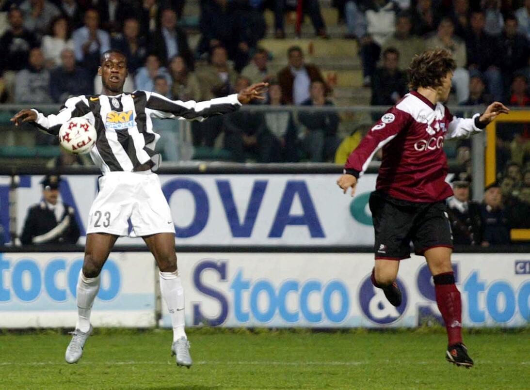 Mónaco-Juventus, una relación de larga data y varios cracks AP_041106012...