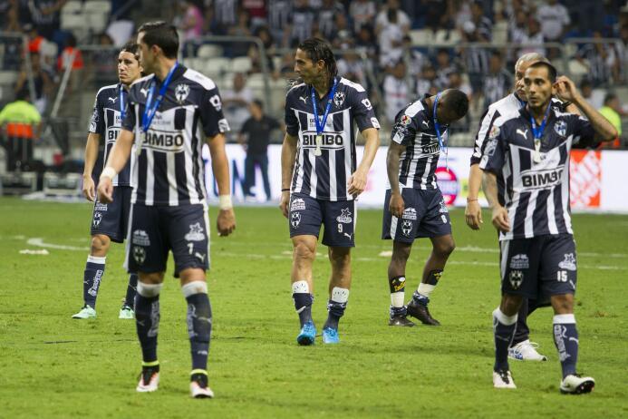 La más reciente derrota en una final de Liga MX para los Rayados fue en...