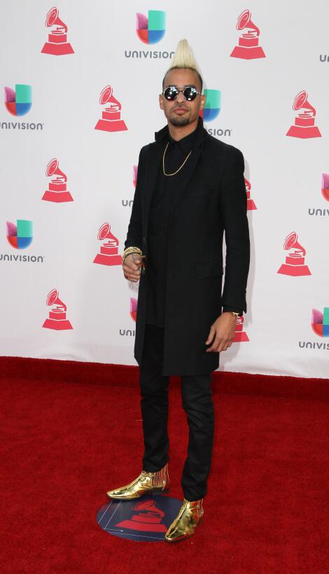 Motiff Latin Grammy
