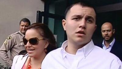 Hijo de Jenni Rivera se declaró culpable