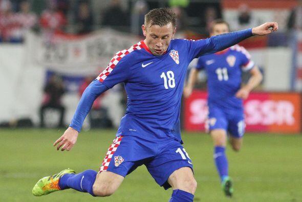 Ivica Olic: El croata es un definidor dentro del área por lo que su resp...