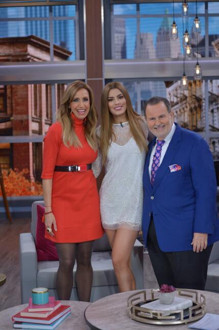 ¡Miss Colombia pasó un día increíble con El Gordo y La Flaca! DSC_3178.JPG