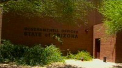 Las oficinas gubernamentales del estado en Tucson