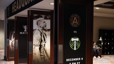 Con historial empatado, Portland Timbers y Atlanta United protagonizan 'final sudamericana'