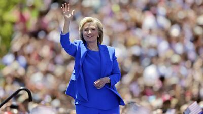 Hillary Clinton reitera su compromiso con las familias inmigrantes