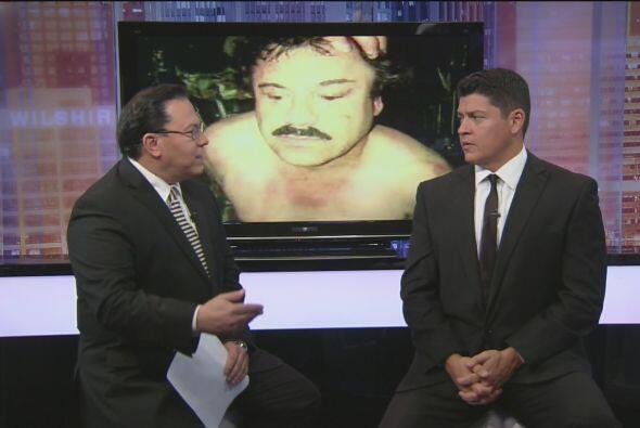 El Chapo Guzmán: 'La cabeza de la pirámide': El analista Octavio Pescado...