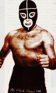 Black Shadow fue cantante, zapatero y luchador. Fue conocido como el 'Ho...