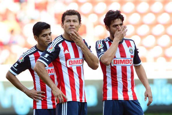 Delanteros han desfilado por el Guadalajara sin dar resultados, Miguel S...