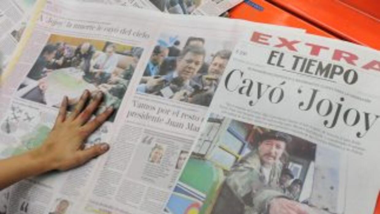 Las FARC en declive tras muerte de 'Mono Jojoy'