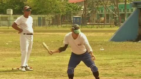 Beisbolistas ciegos de Cuba esperan poder competir en los Juegos Paralím...