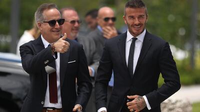 Votantes de Miami decidirán en las urnas el futuro de la construcción del estadio liderado por David Beckham