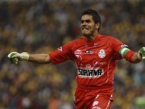 Oswaldo Sánchez es uno de los mejores arqueros que han existido e...