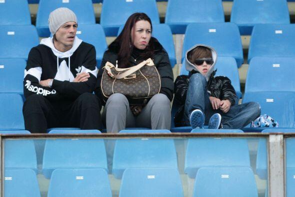 Wao, que lleno se dio en el estadio donde se disputó el Cagliari vs. Udi...