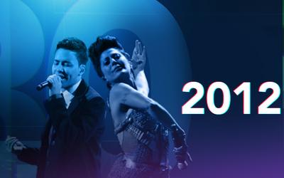 Premio Lo Nuestro 2012