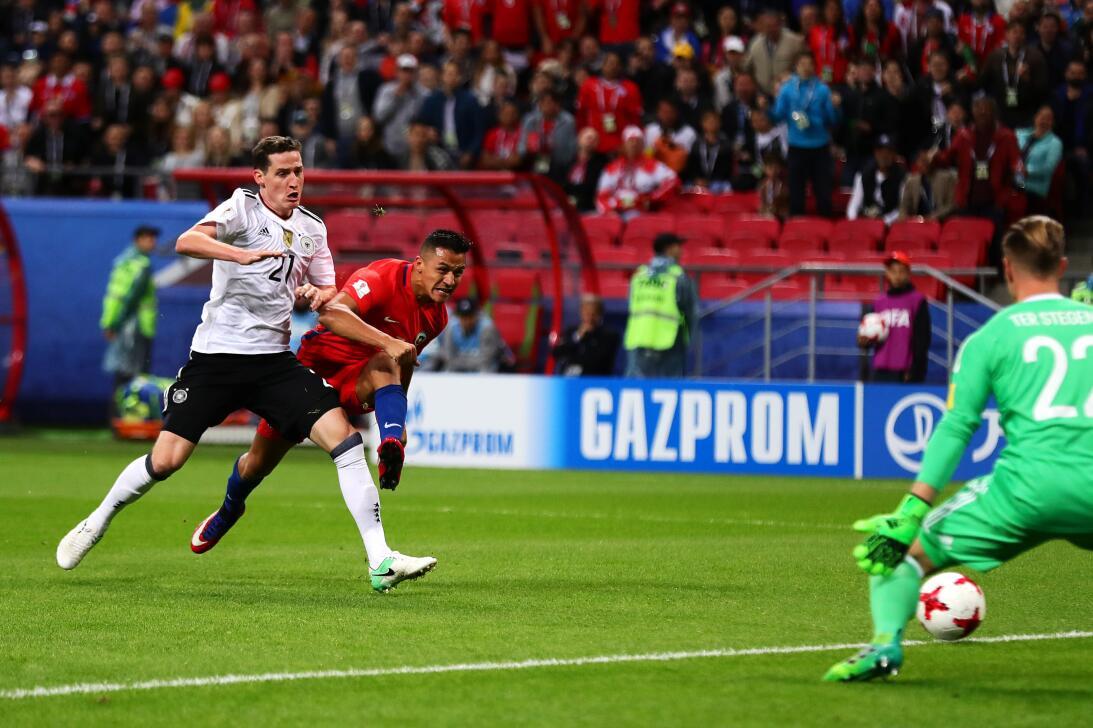 Análisis: Alemania y Chile inventan el micro-fútbol 3.jpg