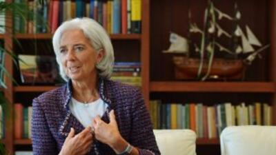 El Fondo espera un empeoramiento de los datos en la Eurozona en 2013, al...