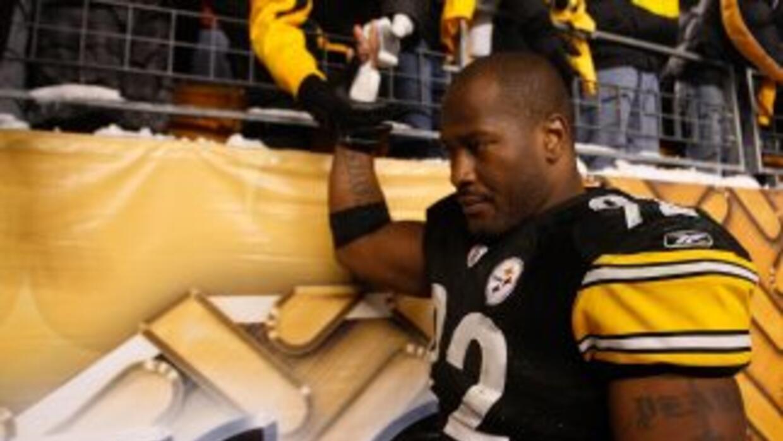 Los Steelers no tienen a Harrison en mente para el 2013.