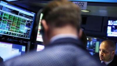 Wall Street se contagió del pesimismo en Europa.