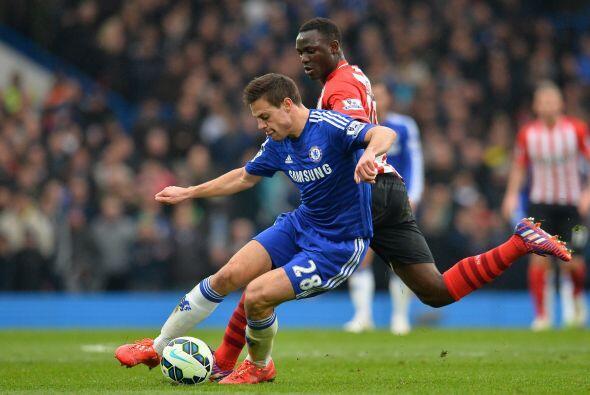 Chelsea intentó anotar el gol de la diferencia pero no logró conseguirlo.
