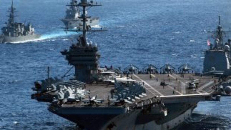 El plan prevé la llegada de los buques estadounidenses al Mar Negro en l...