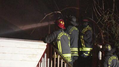 Residentes de Stockton temen por incendios ocurridos en ciertos negocios