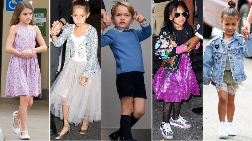 hijos de famosos fashion