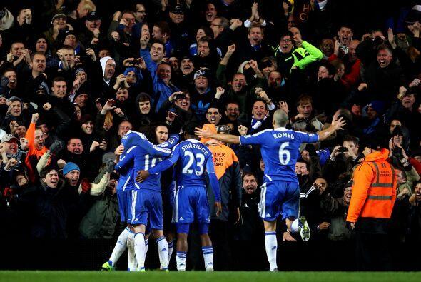 Chelsea se impuso por 2-1 al Manchester City, que sigue siendo líder del...