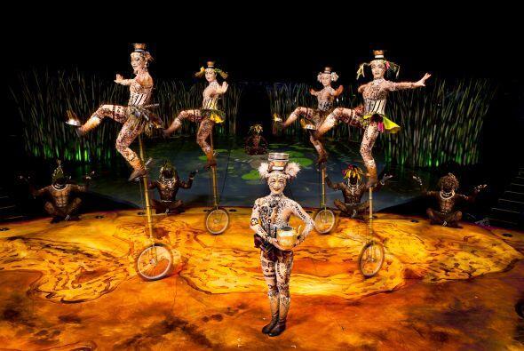 ¡Cirque du Soleil  regresa al área Metropolitana de Los Angeles   con un...